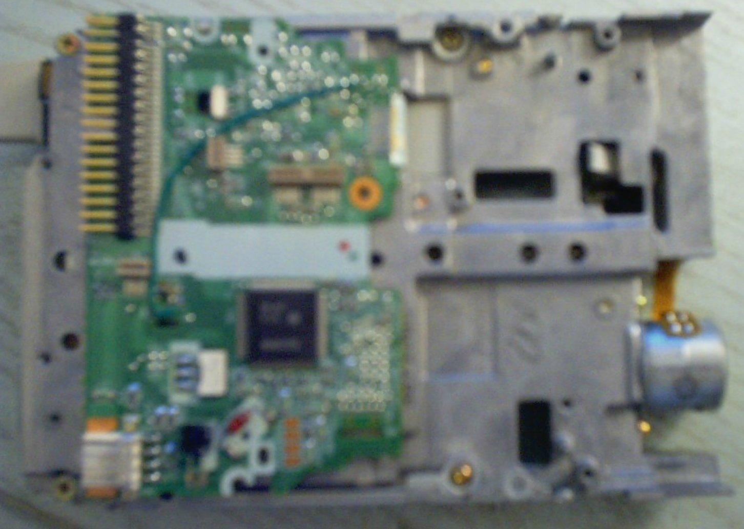 Lecteur de disquette A1200 Escom