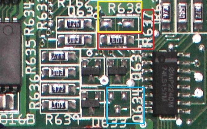 LED PCMCIA A600