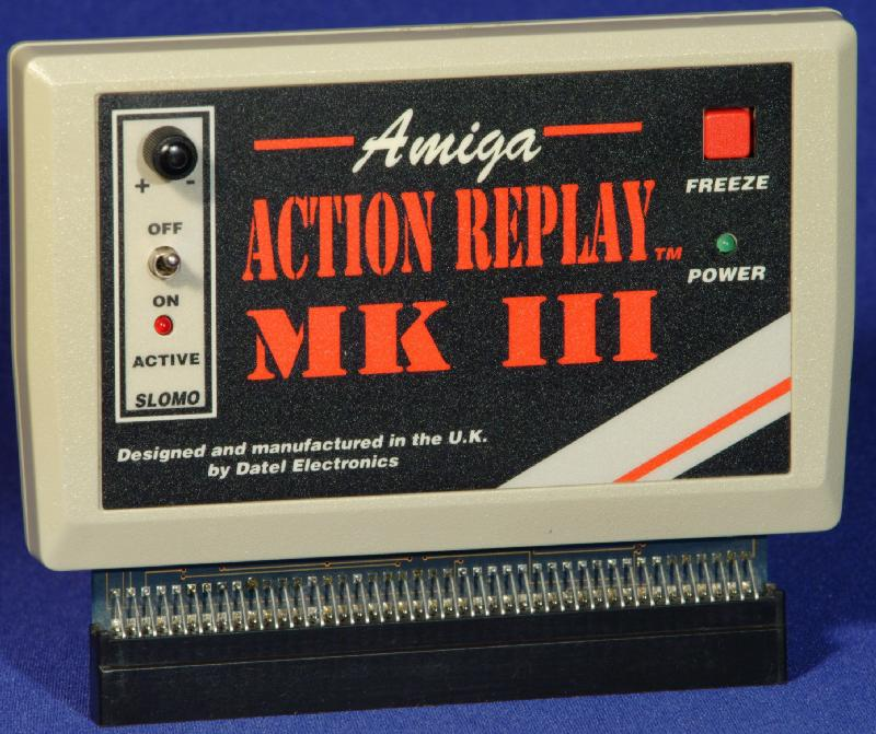 Action Replay MkIII