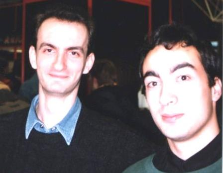 Adam Carrano et Christophe Decanini
