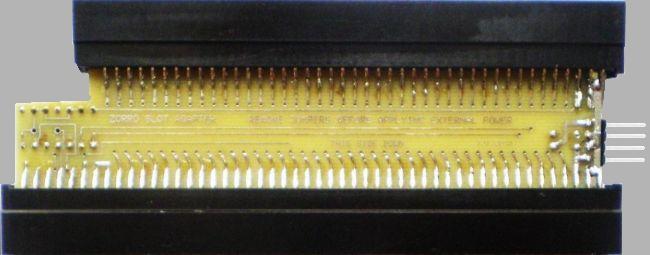 Adaptateur Zorro II A500