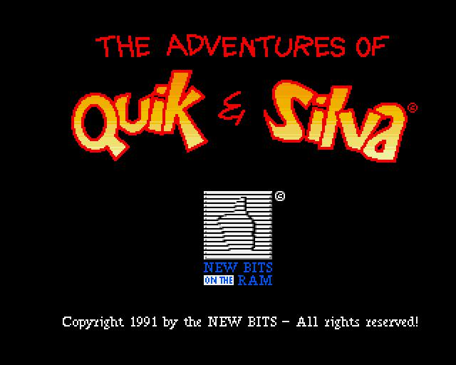 Adventures of Quik and Silva