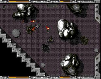 Alien Breed Tower Assault