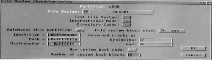Ami-File Safe