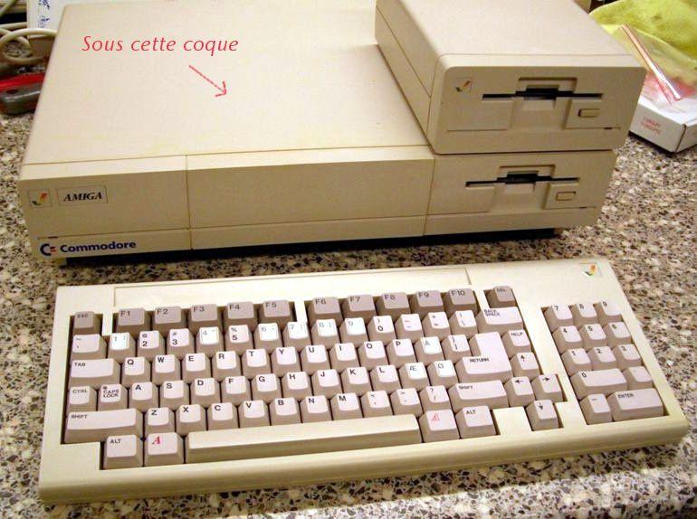 Amiga 1000 signatures