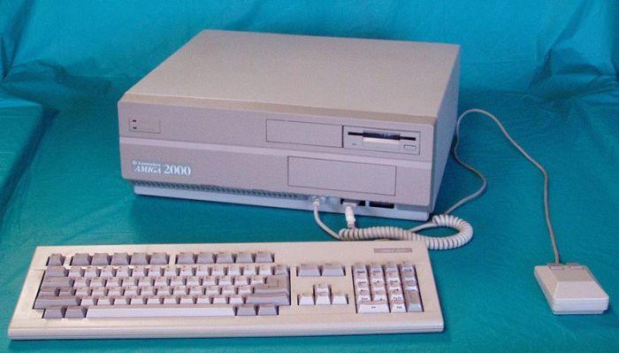 Amiga 2000A