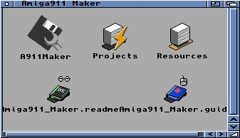 Amiga911 Maker