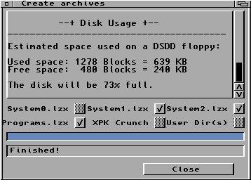 Amiga911 Maker