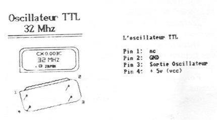 Amiga avec 68000 à 8 MHz