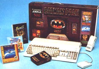 A500 Batman Pack
