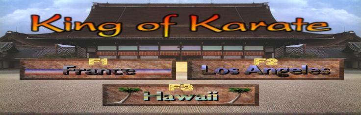 King Of Karate