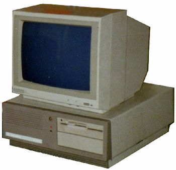 Commodore PC 20-III
