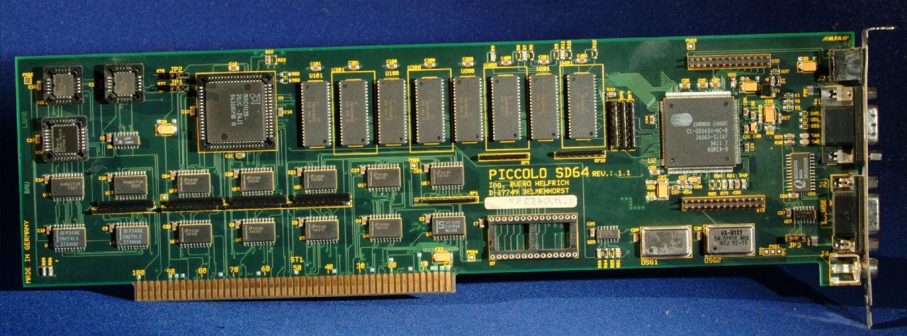 Piccolo SD64