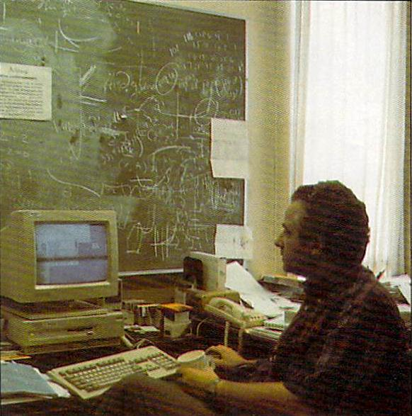 Amiga in scientific applications