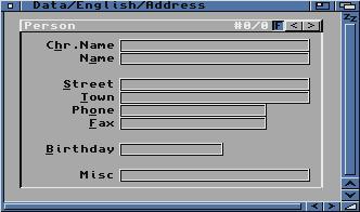 Amiga Base