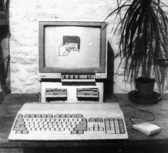 Amiga 500 d'Amiga News