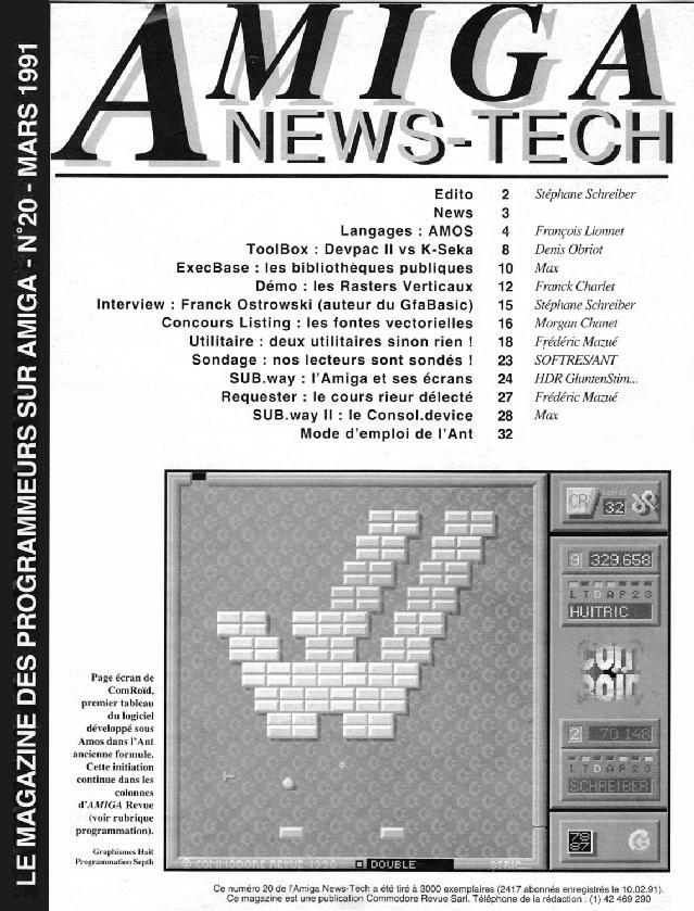 Amiga News Tech