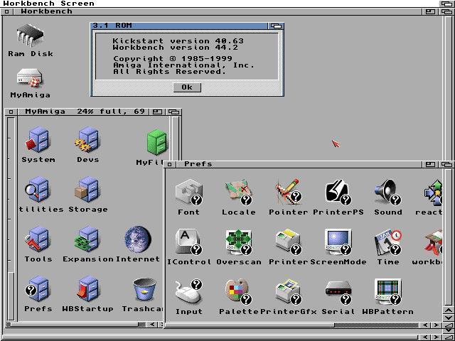 AmigaOS 3.5