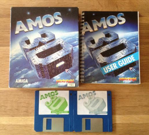 AMOS 3D