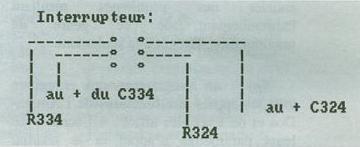 sortie sonore A500