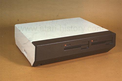 Boîtier prototype de l'Atari 1600XL