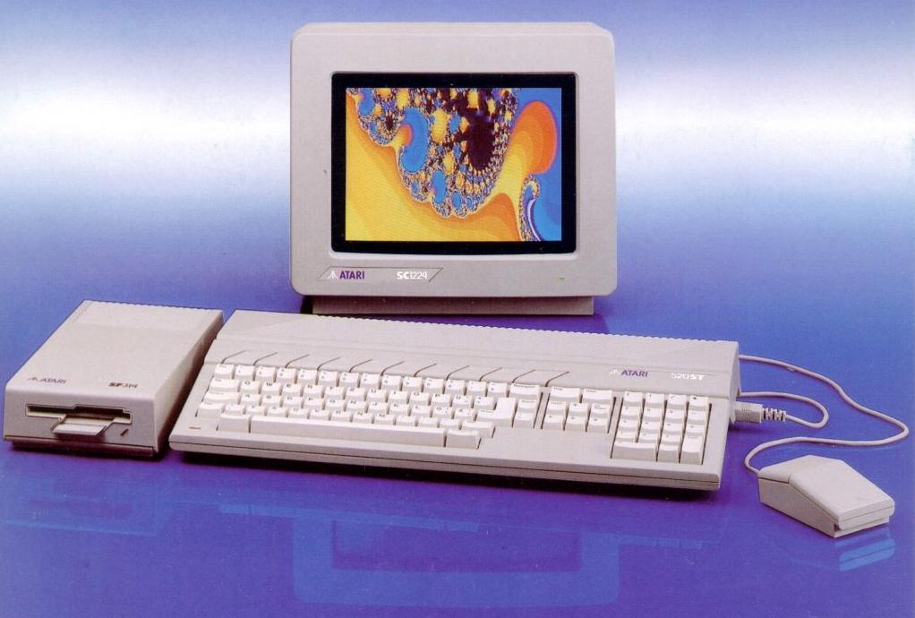 playstation 3 Atari520st