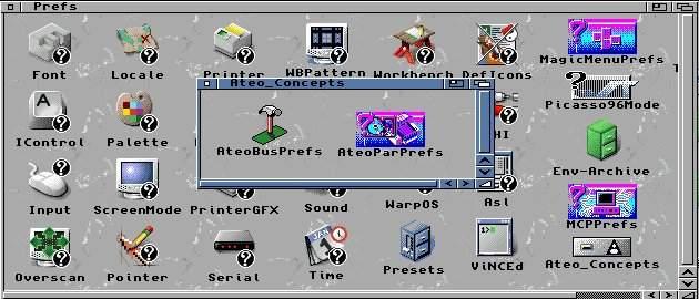 Installation AtéoBus et Pixel64