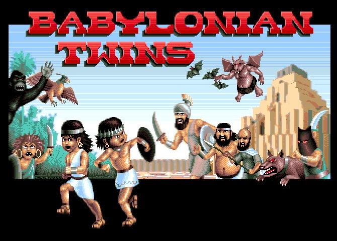 Babylonian Twins