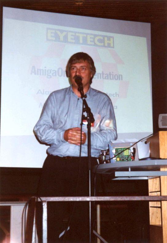 Alan Redhouse