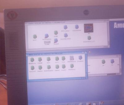 AmigaOS 4 sur AmigaOne