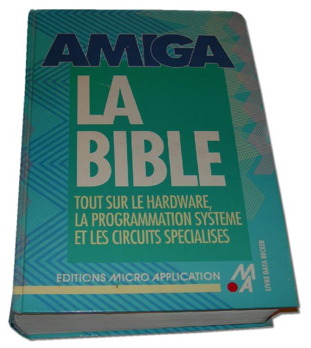 Bible De L'Amiga