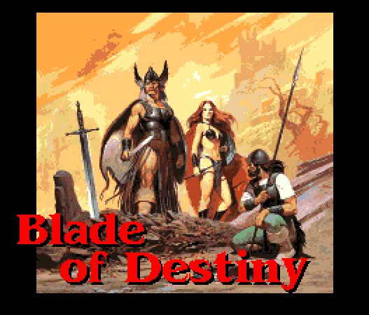 Blade Of Destiny