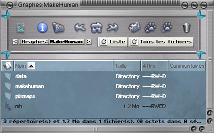 MakeHuman