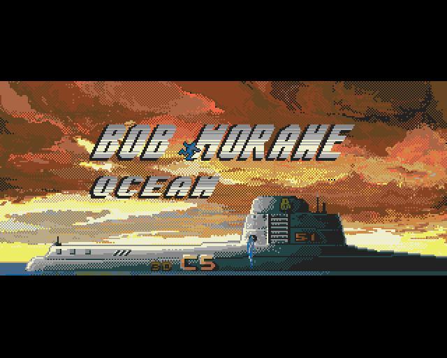 Bob Morane Ocean