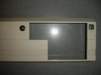 Bouton-poussoir pour commutateur AGA/RTG