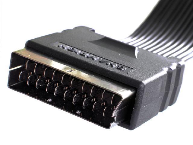 câble Péritel mâle