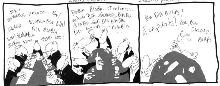 la soirée Caipirinha