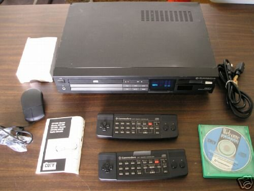 CDTV-CR