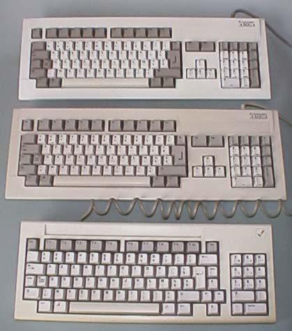 Clavier Amiga