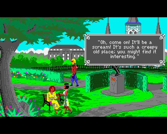 Colonel's Bequest