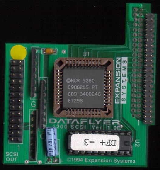 DataFlyer 1200 SCSI