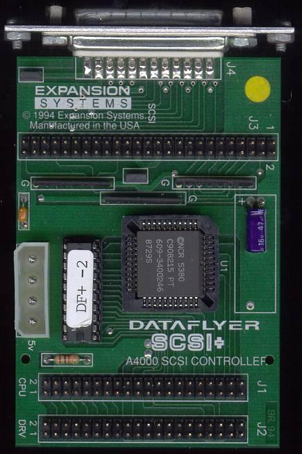 DataFlyer SCSI+