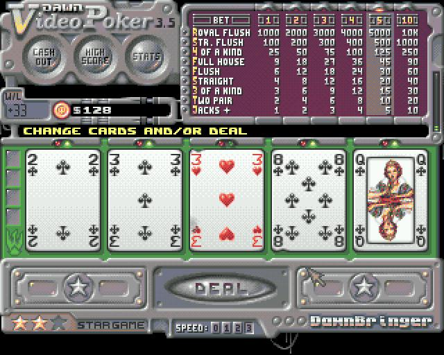 Dawn Video Poker