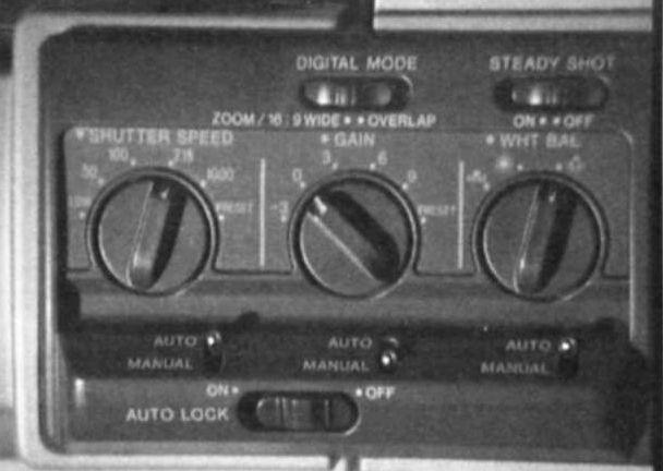 DCR VX 9000E