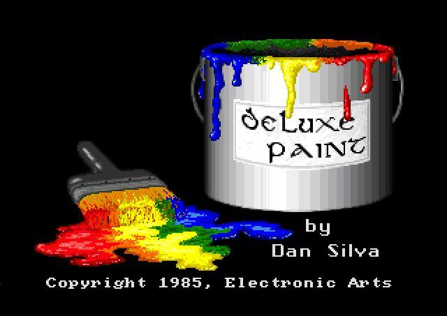 Deluxe Paint