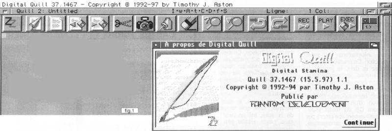 Digital Quill