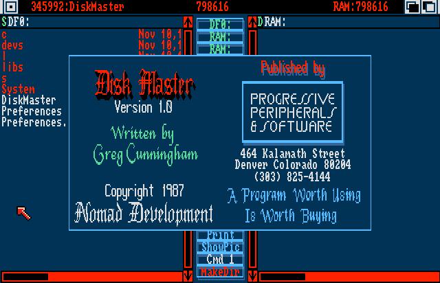 DiskMaster