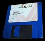 disquette Kickstart 1.0