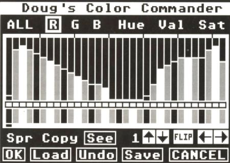 Doug's Color Commander