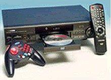 Une véritable console moderne